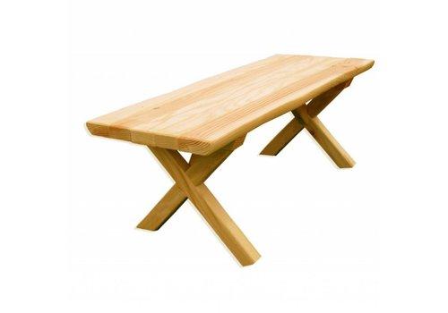 Elementarbereich-Roth Krippen-Tisch / montiert / Douglasie