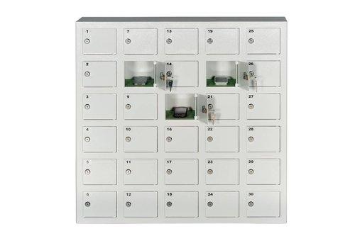Elementarbereich-Roth HandySafe Handyschrank für 10 Handys / Handytresor Handy Safe