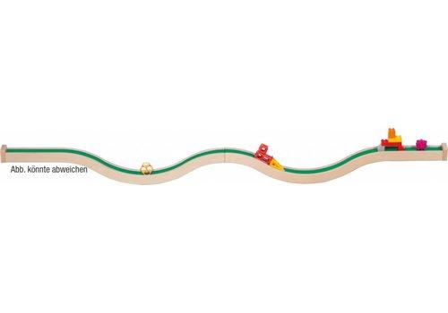 Dusyma Wandspielbahn Tal und Tal