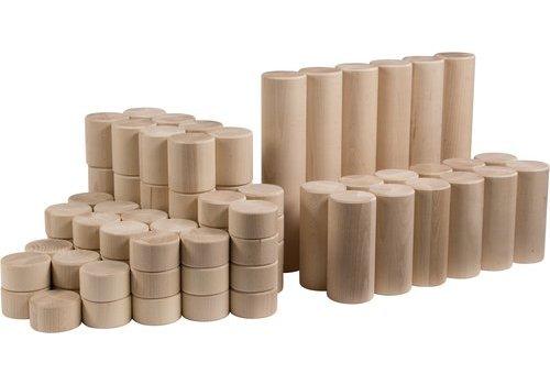 Dusyma Uhl Säulen und Röhren-Set