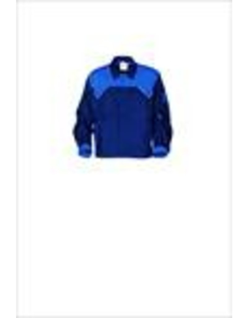 Orcon D15 werkjas donkerblauw/korenblauw