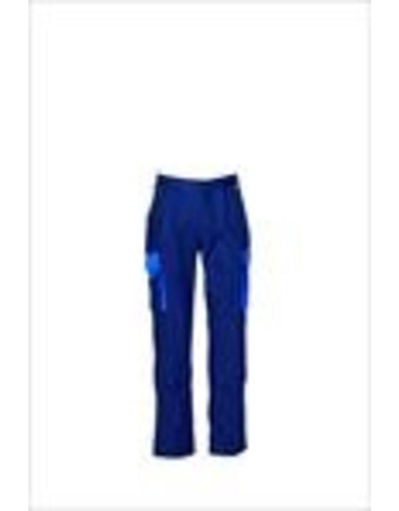 Orcon D15 werkbroek donkerblauw/korenblauw