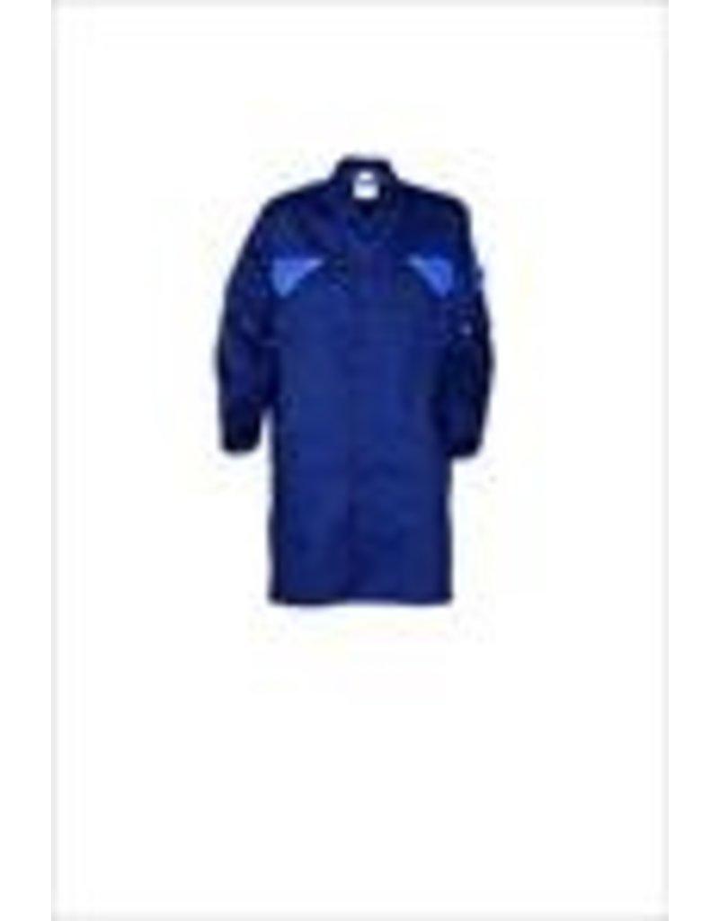Orcon D15 stofjas donkerblauw/korenblauw