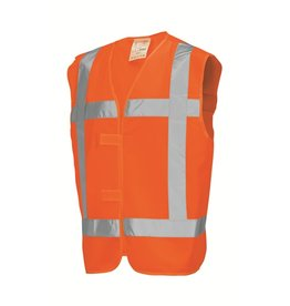 Tricorp Veiligheidsvest V-RWS oranje