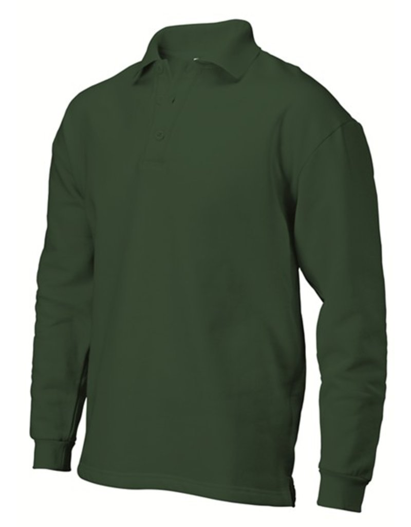 Tricorp Polo-sweater PS280 flessengroen