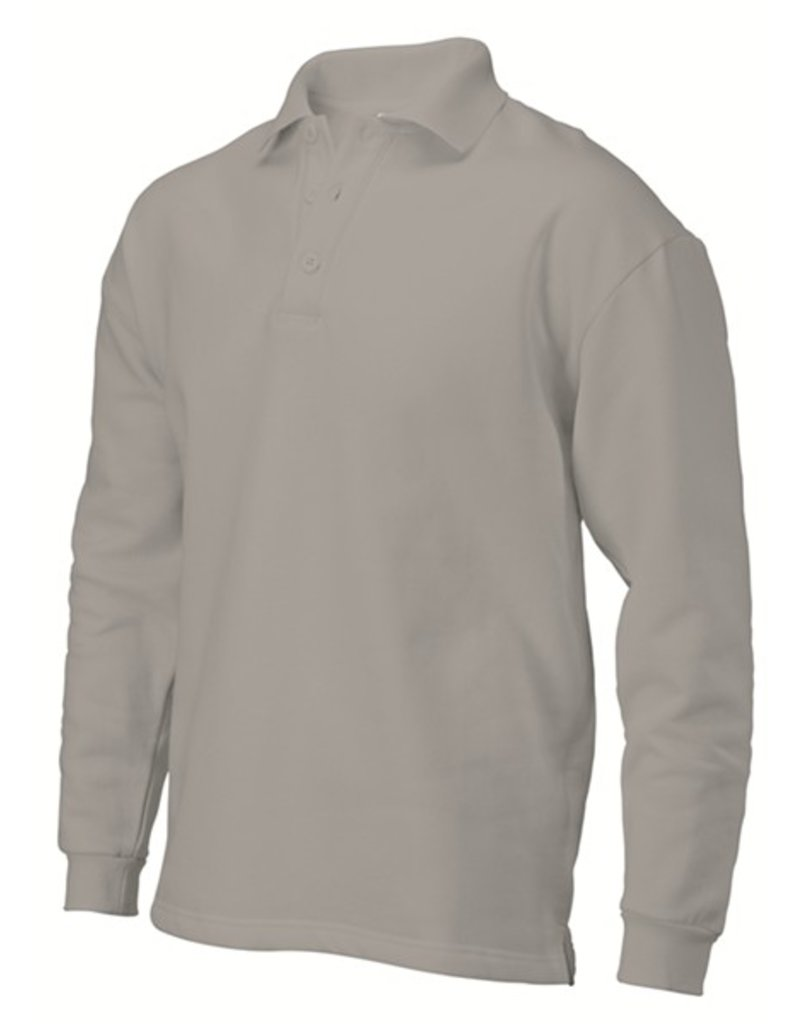 Tricorp Polo-sweater PS280 grijs melee