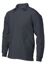 Tricorp Polo-sweater PS280 antraciet melee