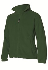 Tricorp Fleece vest FLV320 flessengroen