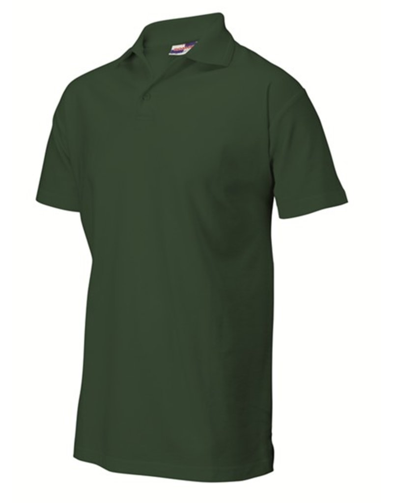 Tricorp Polo shirt PP180 flessengroen