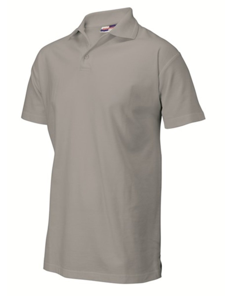 Tricorp Polo shirt PP180 grijs melee