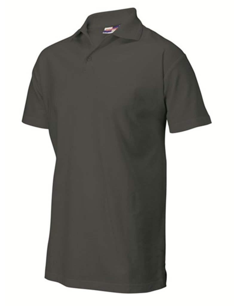 Tricorp Polo shirt PP180 antraciet melee