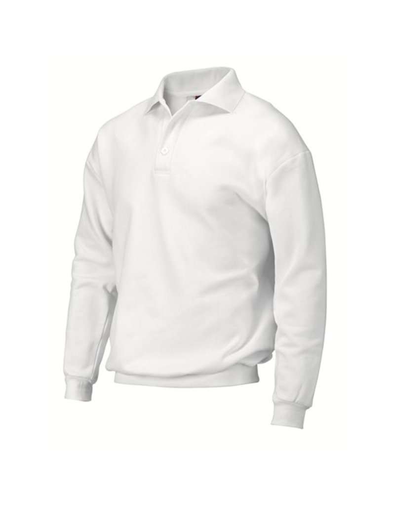 Tricorp Polosweater PSB280 wit