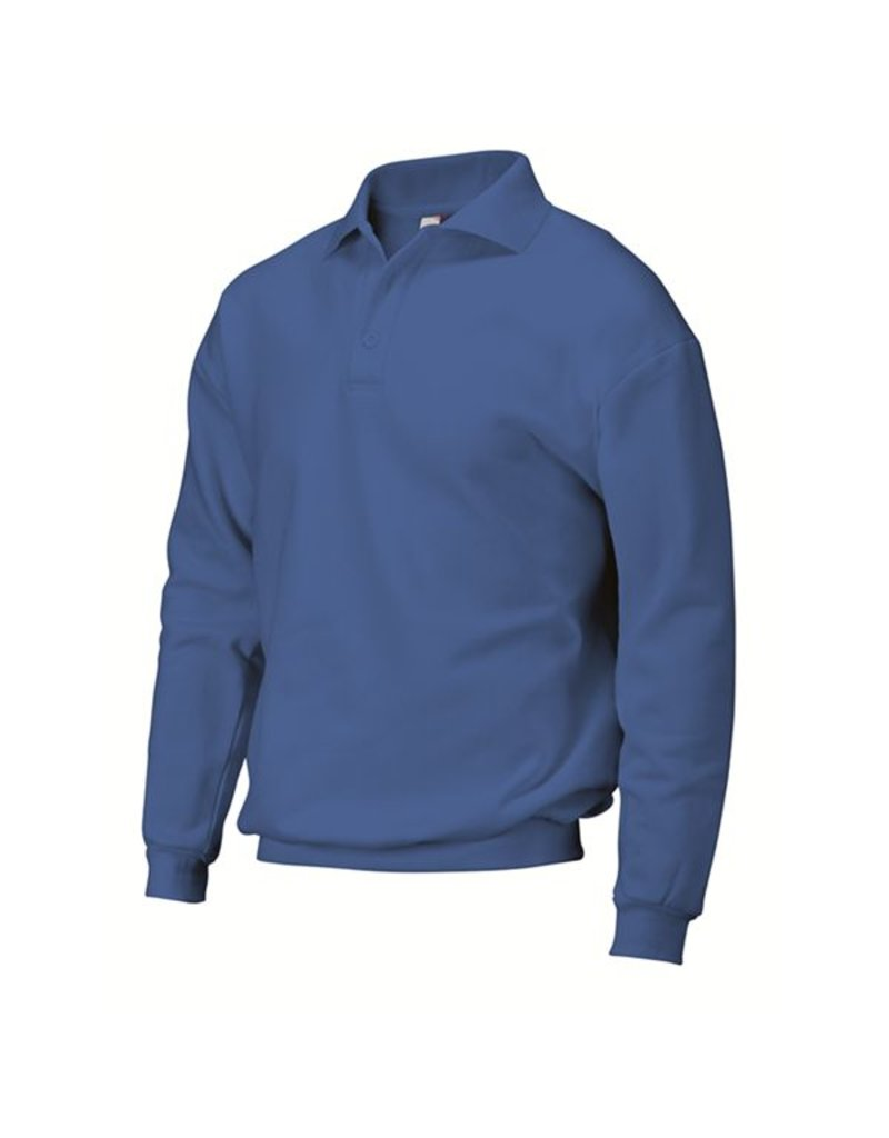 Tricorp Polosweater PSB280 koningsblauw