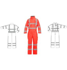 Dapro Protector Coverall Reflext
