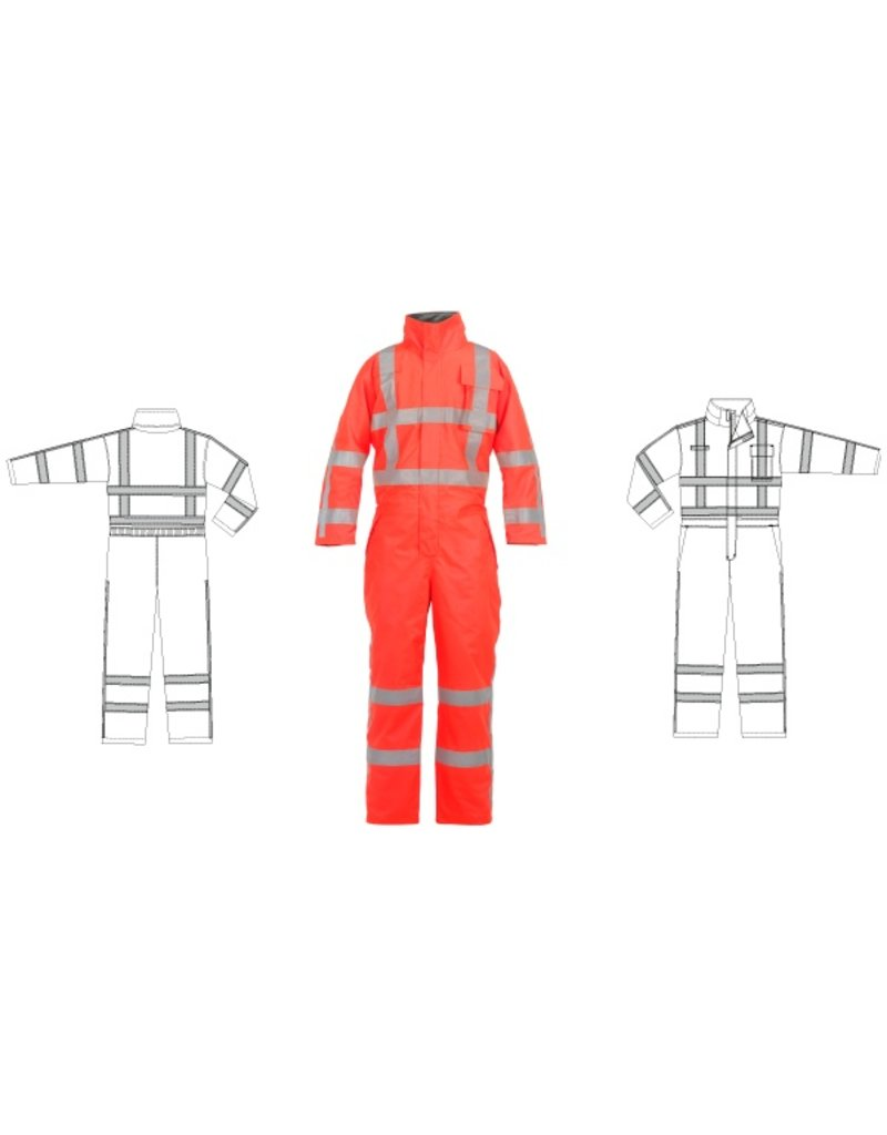 Dapro Protector Coverall Reflect