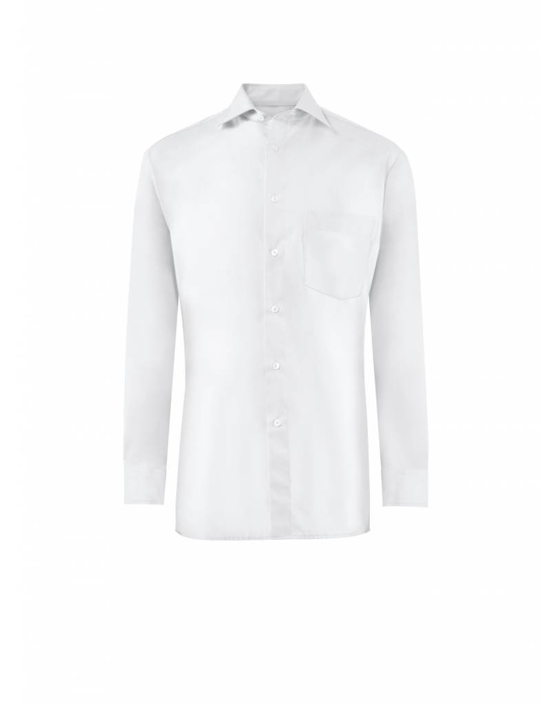 Greiff Overhemd 6600 wit lange mouw