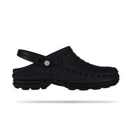 Wock Slipper Clog zwart