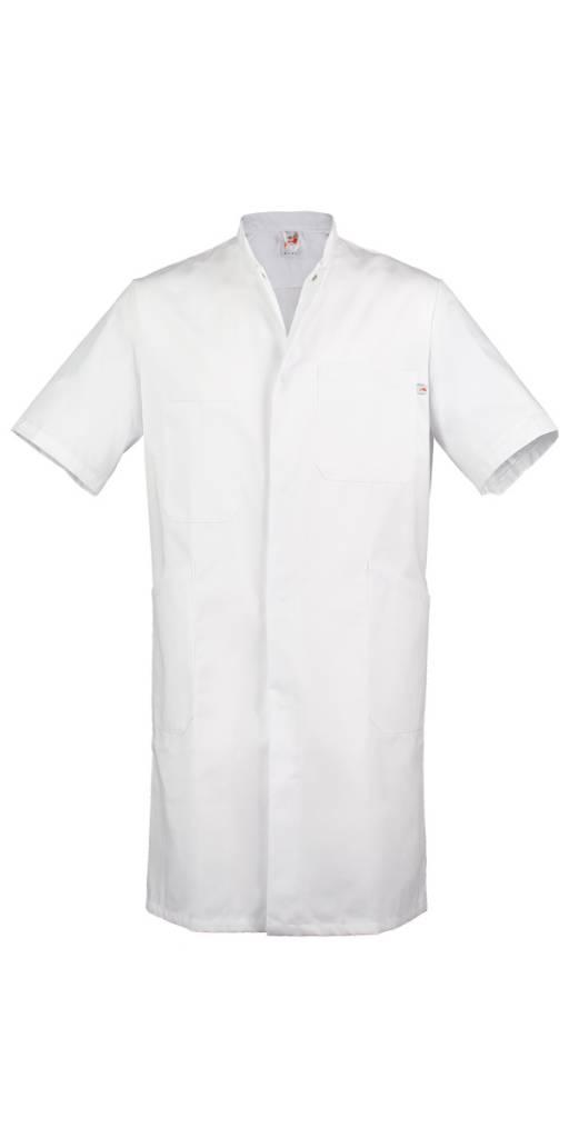 Haen Lange jas Marcel wit
