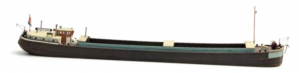 Europäisches Frachtschiff Spits, 1:87 Bausatz aus Resin, unlackiert