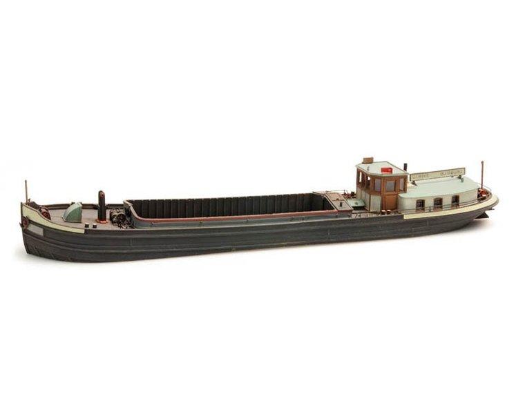 120-ton Rhine river barge