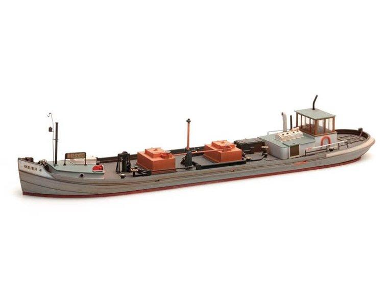Binnenschiffahrt-Tanker