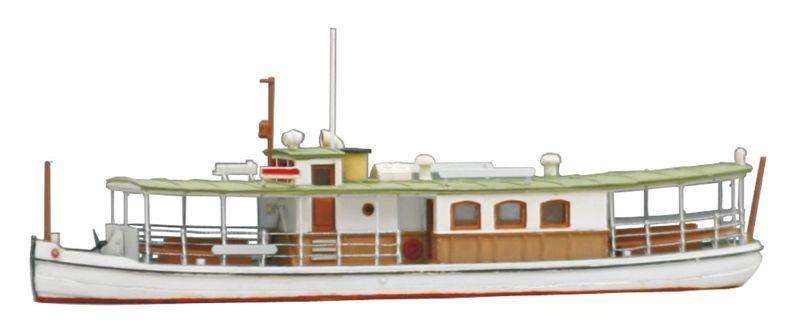 Passagierschip, 1:160, bouwpakket uit resin