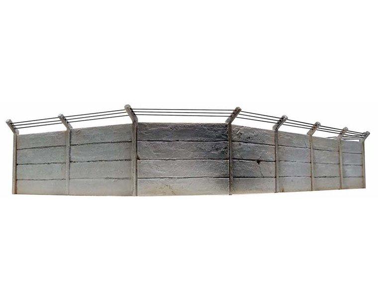 Betonmauer-Set
