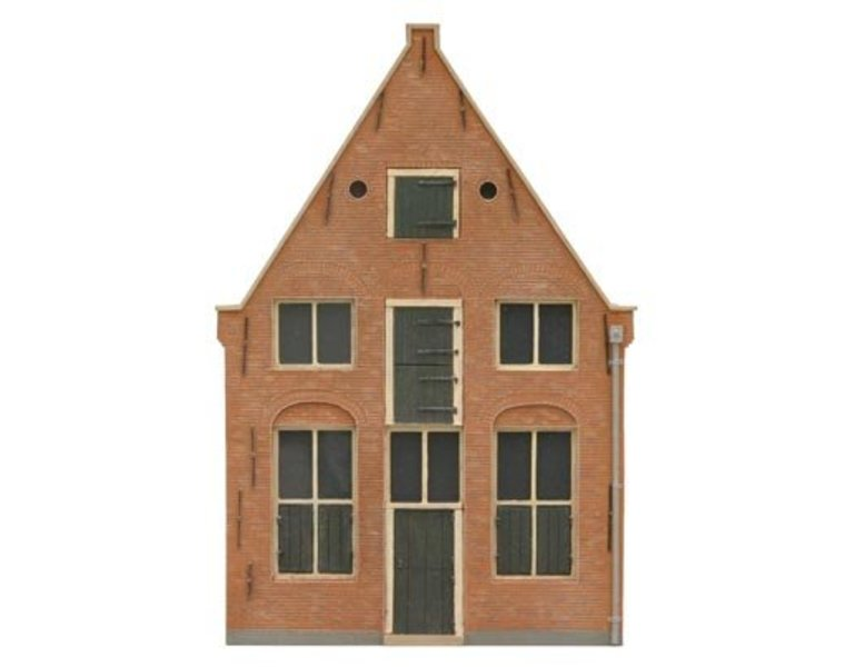 Facade U 17th century Dutch