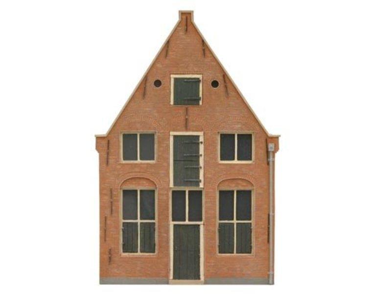 Gevel U Holland 17e eeuw