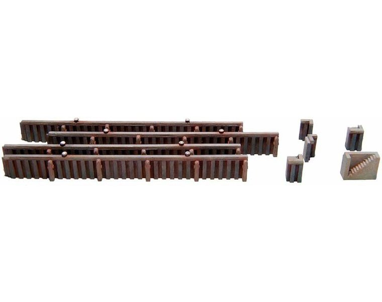 Quay-wall steel 1:160