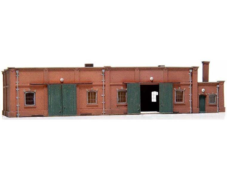 Goods depot 1:160