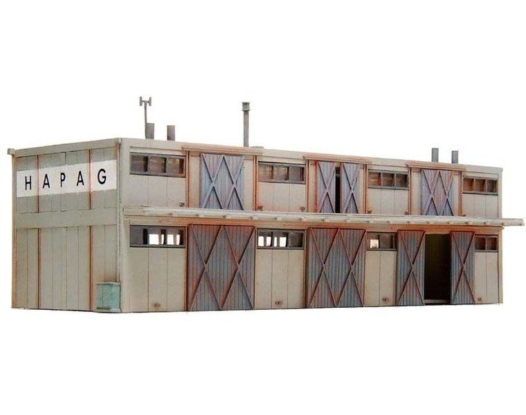 Lagergebäude 2 Stockwerke 1:160