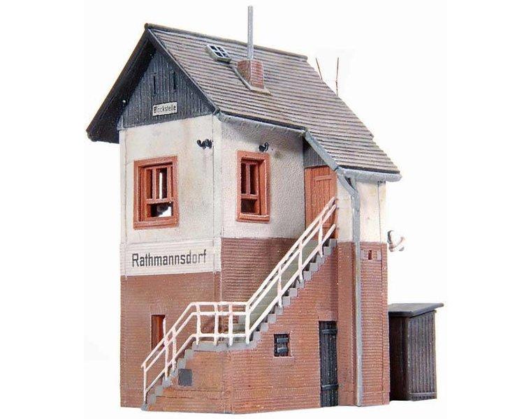 Level crossing Rathmannsdorf 1:160