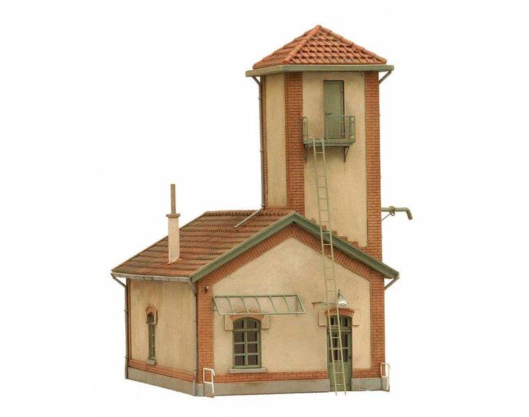 Sanding tower 1:160