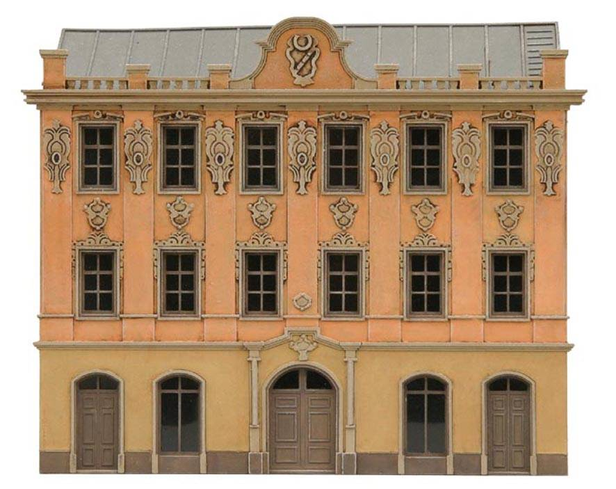 Gable I, 1:160, resin kit, unpainted