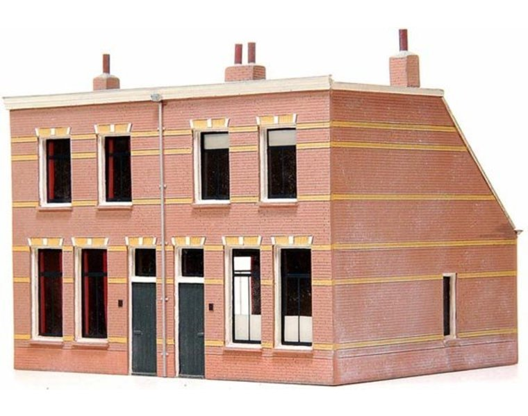 Working-class houses 1:160