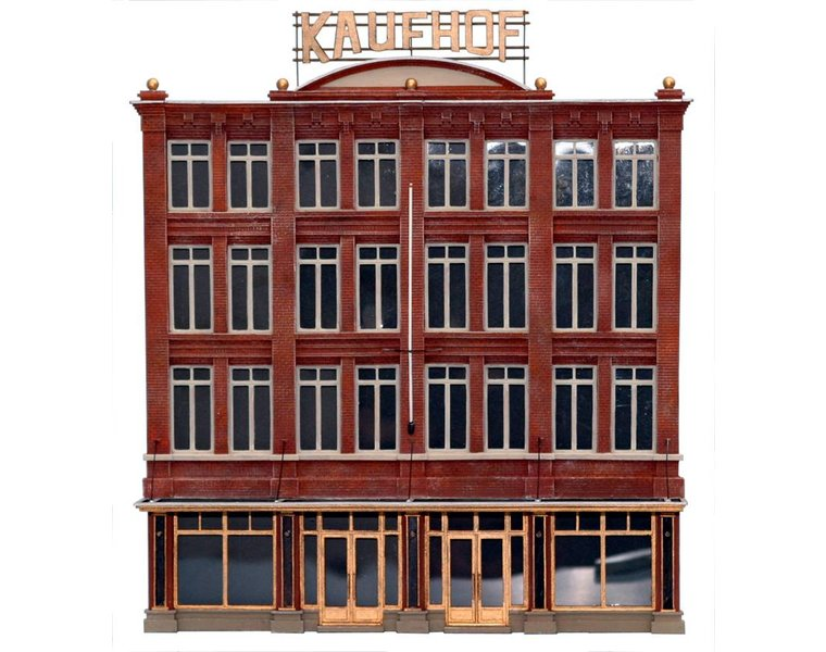Gable department store 1:160