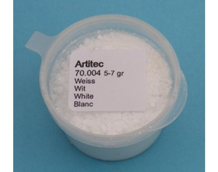 Mineral Paint White (weathering powder)