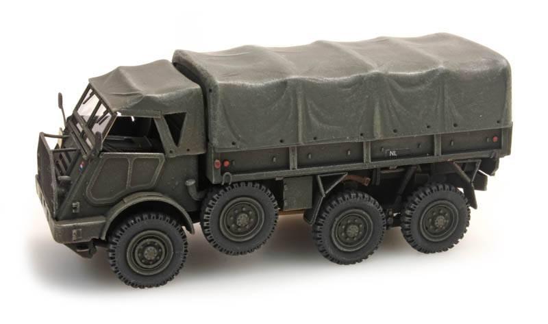DAF YA328 Cargo 'Dikke DAF', 1:87 Bausatz ausResin (PU), unlackiert