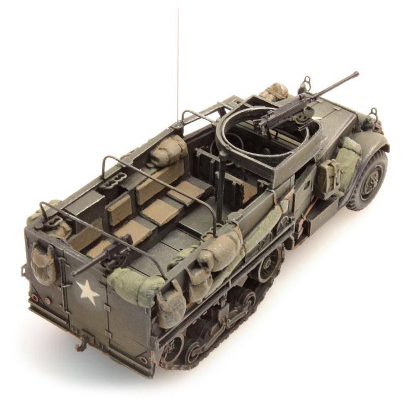 M3a1 halftrack 50 m2 machine gun us uk artitecshop for Ecksofa 2 50 m