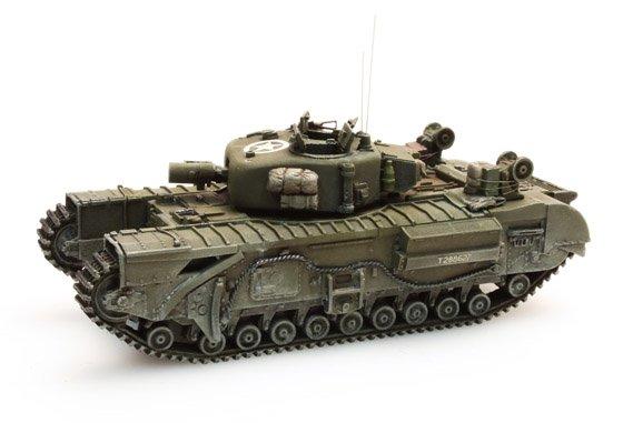 Churchill Tank AVRE, UK