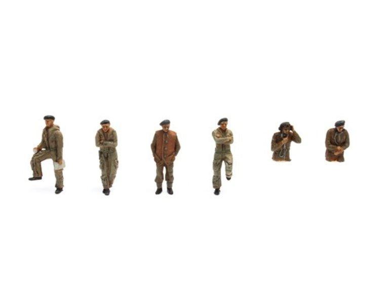 UK Tank crew 6 figures