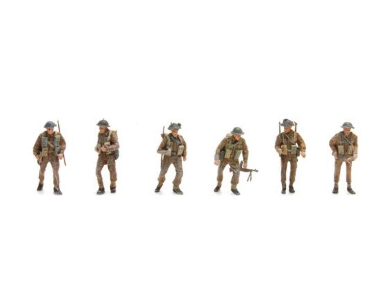 UK Infantry 6 figures