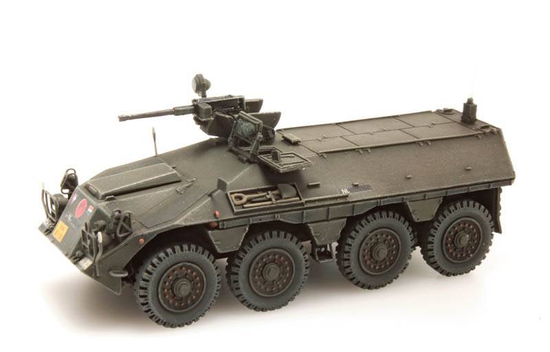 DAF YP-408 PWI-GR Infanterie groepsvoertuig