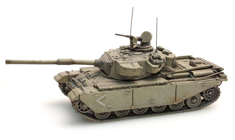 Centurion Mark 5 IDF