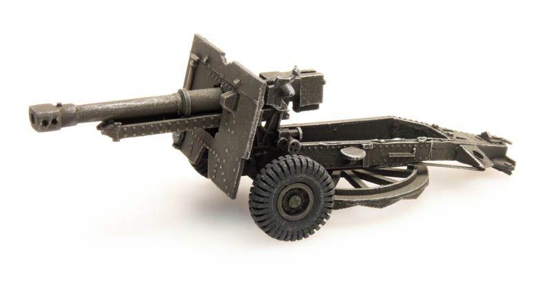 25-pounder Artillerie