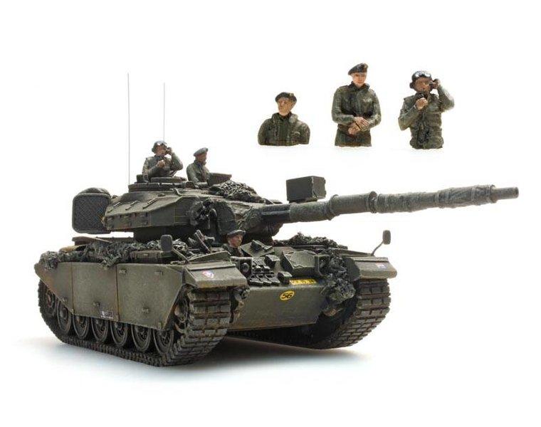 NL Panzerbesatzung