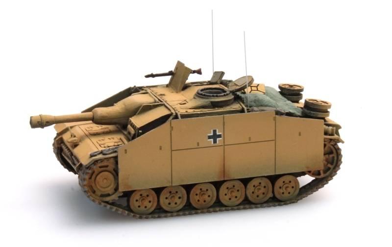 StuG III G Sturmhaubitze dunkelgelb