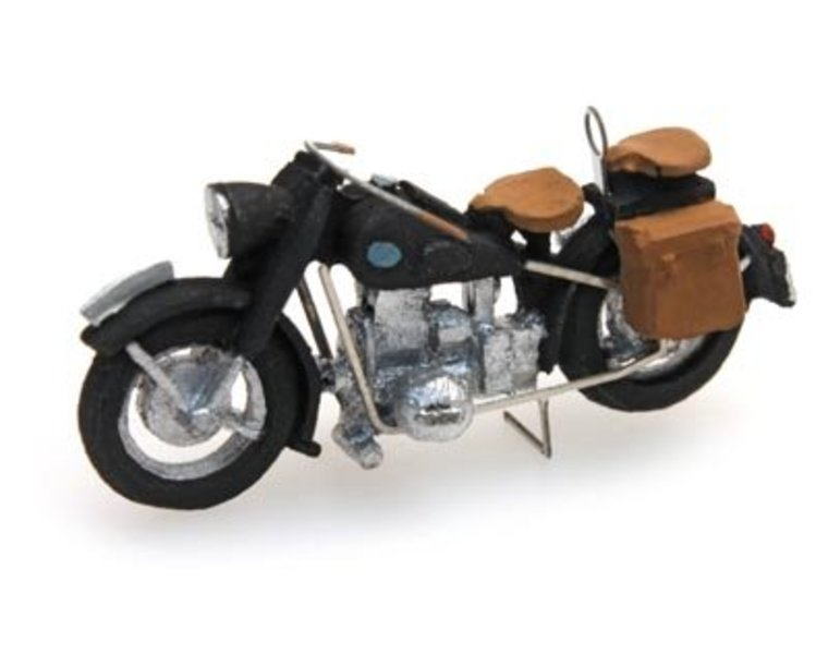 BMW R75 civilian motorcycle
