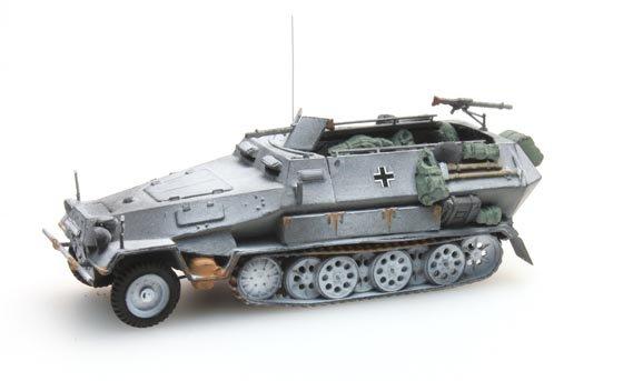 Sd.Kfz 251/1B Wintertarnung